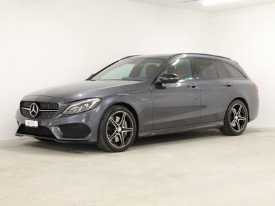 gebraucht Mercedes C450 AMG C-Klasse4matic