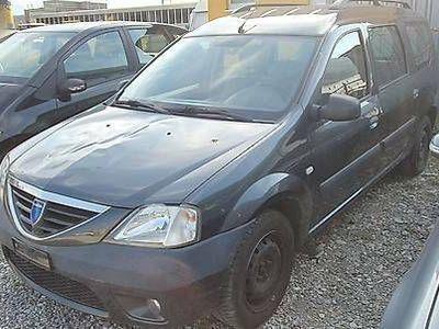 gebraucht Dacia Logan 1.6 16v export