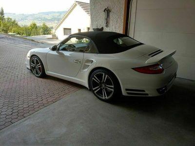 gebraucht Porsche 911 Cabrio Turbo PDK