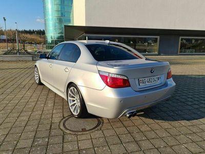 gebraucht BMW 530 5er E60 D LCI M-Packet Frisch ab MFK