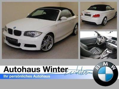 gebraucht BMW 135 Cabriolet iA M-Sportpaket Navi Prof.Xenon Klima