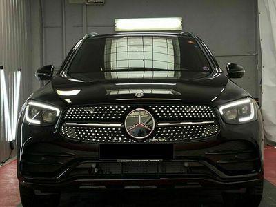 gebraucht Mercedes GLC300 e AMG Line 4Matic 9G-Tronic