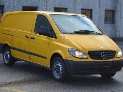 gebraucht Mercedes Vito 115 CDI