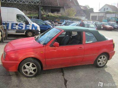 gebraucht VW Golf Cabriolet 2.0L pour exportation