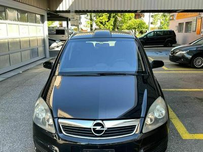 gebraucht Opel Zafira 1.9 CDTI 120 Cosmo