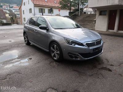 gebraucht Peugeot 308 2.0 BlueHDI GT Line Automatic