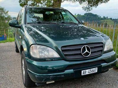 gebraucht Mercedes ML320 M-Klassefrisch ab Mfk