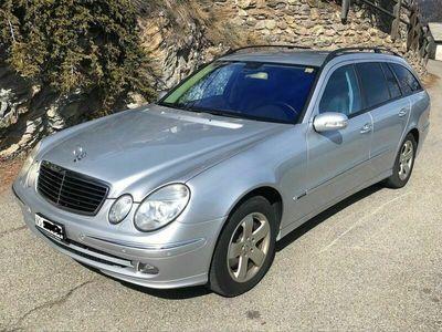 gebraucht Mercedes E280 280 Mercedes E280 Kombi Avangarde 8-fach 280 MercedesKombi Avangarde 8-fach