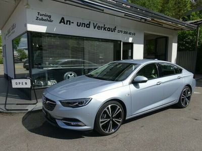 gebraucht Opel Insignia 2.0 T Grand Sport Excellence 4WD Automat.