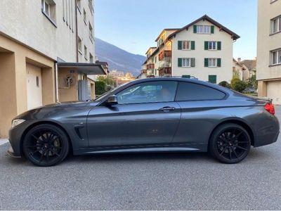 gebraucht BMW 435 4er i X Drive Coupe M Sport