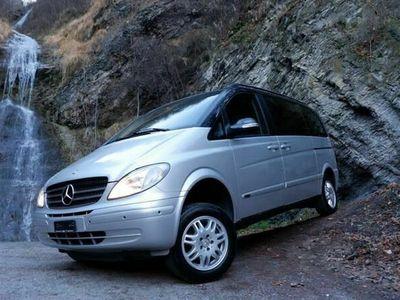gebraucht Mercedes Viano 2.2CDI Fun L 4-Matic