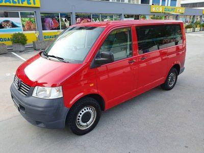 gebraucht VW Caravelle T5Comfort 2.5TDI PD 4M