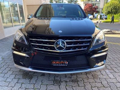 gebraucht Mercedes ML63 AMG AMG Executive 4Matic Speedshift