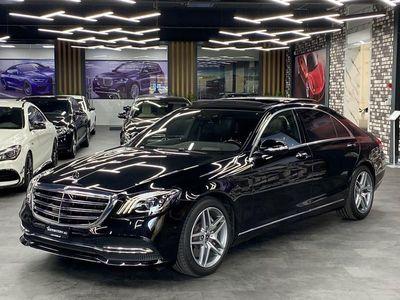 gebraucht Mercedes S400 d L 4Matic 9G-Tronic