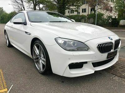 gebraucht BMW 640  d Coupé M-Sportpaket