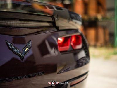 gebraucht Chevrolet Corvette Z06 6.2 V8 3LZ
