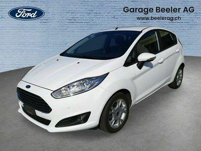 gebraucht Ford Fiesta 1.0 EcoB 100 Titanium