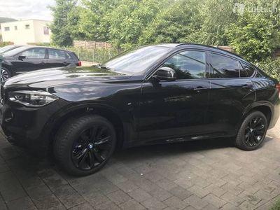gebraucht BMW X6 xDrive 40d Steptronic (SUV / Geländewagen) - M Sport
