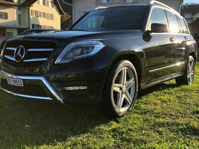 gebraucht Mercedes GLK250 GLK-Klasse MercedesAMG-Line