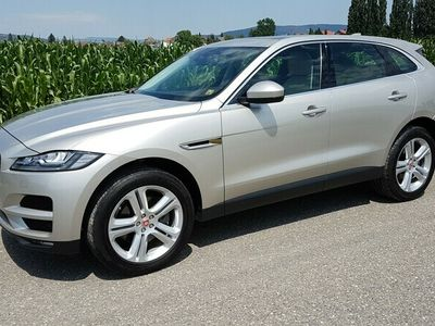 gebraucht Jaguar F-Pace Prestige 3.0 / Schweizer Fahrzeug
