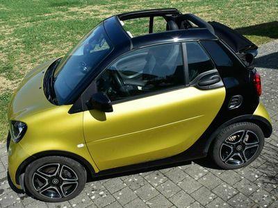 gebraucht Smart ForTwo Cabrio 0.9 Prime twinamic