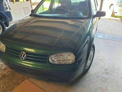 gebraucht VW Golf IV Tdi 4x4