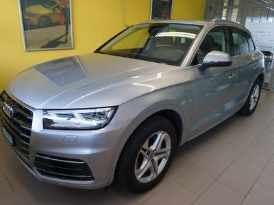 gebraucht Audi Q5 2.0 TFSI design quatt.