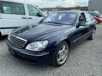 gebraucht Mercedes S400 S-Klasse Mercedes BenzCdi