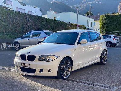 gebraucht BMW 123 D * M-Paket * Frisch ab Mfk *