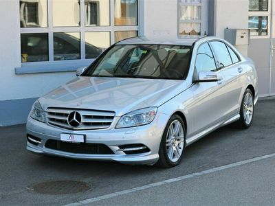 gebraucht Mercedes C350 Avantgarde 4Matic 7G-Tronic AMG-Line
