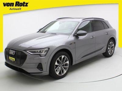 gebraucht Audi E-Tron - 55 S Line quattro (2020)