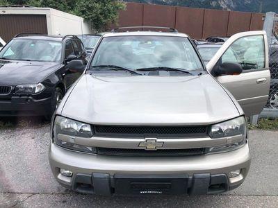 gebraucht Chevrolet TrailBlazer 4.2 LTZ