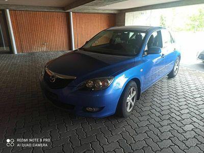 gebraucht Mazda 323 3 1.6