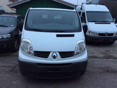 gebraucht Renault Trafic 2.0 dCi 90 2.7t L1H1