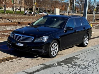 gebraucht Mercedes C250 CDI
