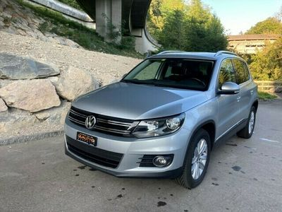gebraucht VW Tiguan 2.0 TSI Sport&Style 4Motion DSG