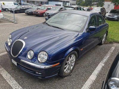 gebraucht Jaguar S-Type 3.0 V6 Executive (Limousine) Lenkrad blockiert