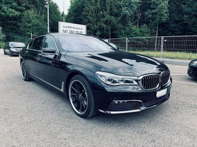 gebraucht BMW 730L 7er dAL xDrive Executive Limousine