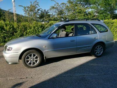 gebraucht Toyota Corolla 1800 4x4