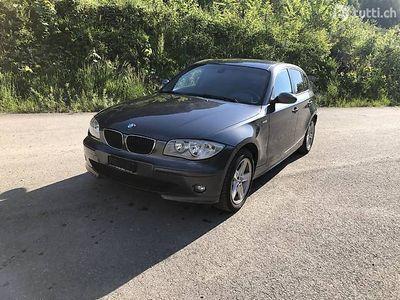 gebraucht BMW 120 i Frisch ab MFK