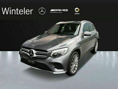 gebraucht Mercedes GLC350 AMG 4Matic