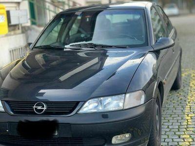 gebraucht Opel Vectra B25 Rest MFK . Weg ist weg 700-fr