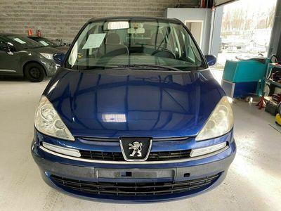 gebraucht Peugeot 807 2.0 16V SR Family