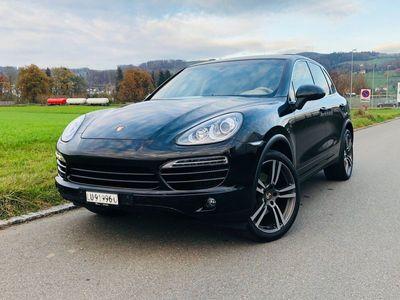 gebraucht Porsche Cayenne Diesel Frisch Ab MFK
