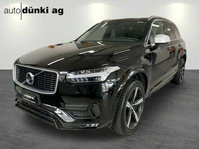 gebraucht Volvo XC90 T6 AWD R-Design Geartronic