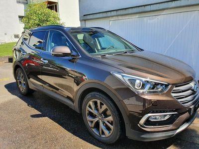 gebraucht Hyundai Santa Fe 2.2 CRDI Amplia 4WD Automatic