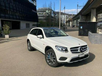 gebraucht Mercedes GLC350 Hybrid
