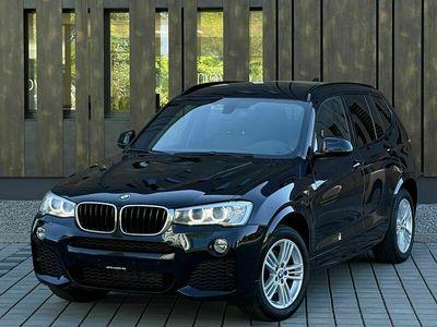 gebraucht BMW X3 xDrive 20d M Sport Paket Steptronic * Facelift *
