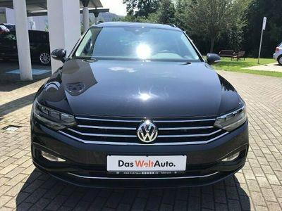 gebraucht VW Passat Variant BUSINESS 2.0TDI DSG ACC NAVI AHK