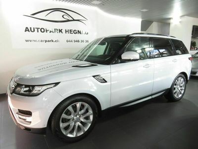 gebraucht Land Rover Range Rover Sport 3.0 SDV6 SE Automatic